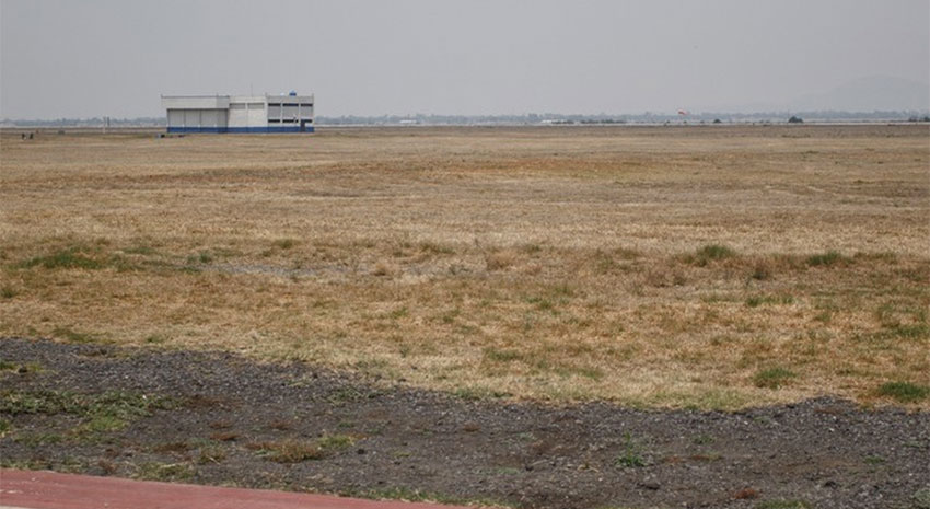 With latest court ruling, this could soon become an airport.
