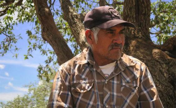Rarámuri activist Carrillo, one of 12 environmentalists murdered this year.