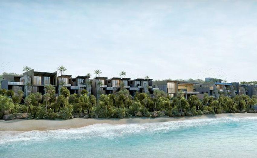 Casa de la Playa is to open next year in Cancún.