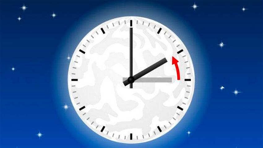 clocks change