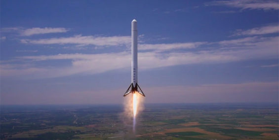 The satellite will be launched aboard a SpaceX Falcon-9 rocket.