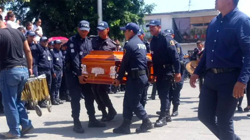 Guanajuato leads the country in police killings.
