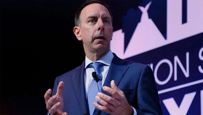 IATA vice president Peter Cerdá.