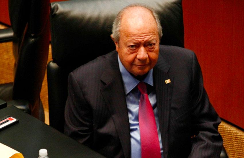 Former senator Romero.