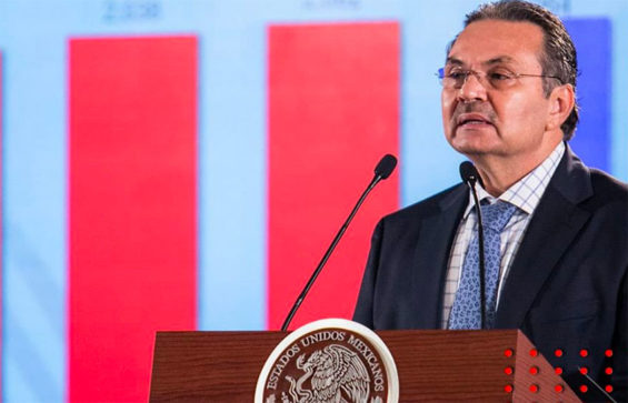 Pemex CEO Romero.