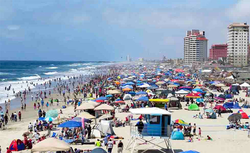 Rosarito is high on the list of violent municipalities.