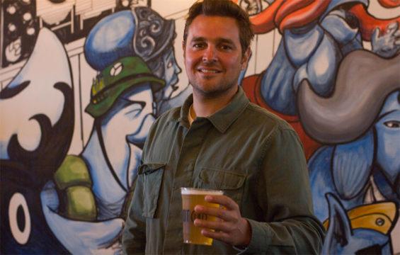 Eugenio Romero of award-winning brewery Wendlandt.