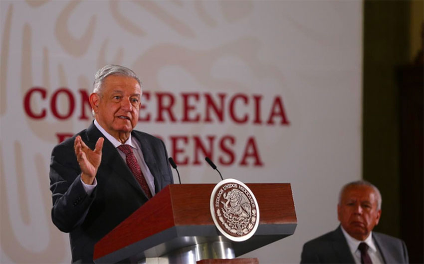 With the opposition in disarray, AMLO marches on