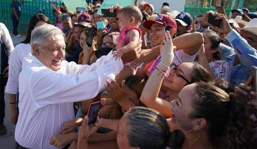 López Obrador: supporters won't allow a coup d'etat.