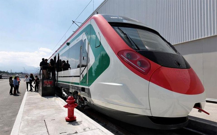 A Toluca rail car: auditors have found spending irregularities.