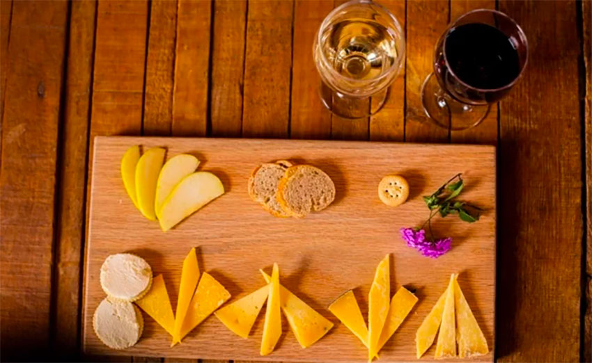 A celebration of artisanal cheese will take place in Querétaro at the end of the month.