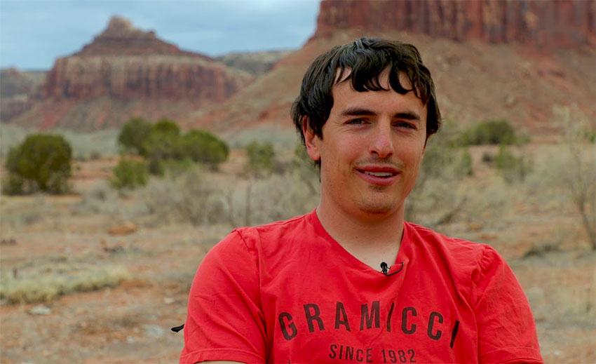 Climber Brad Gobright fell to his death in Potrero Chico.