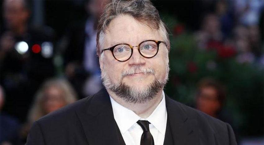 Filmmaker del Toro.