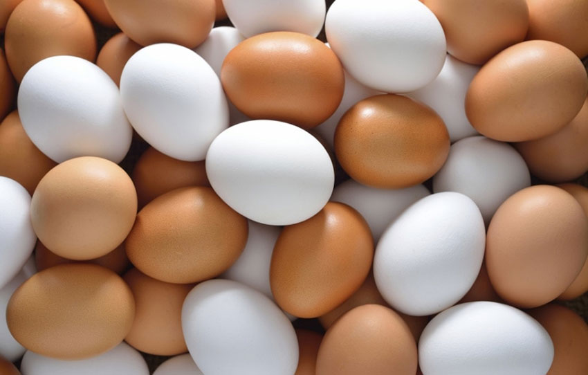 Mexico is just one of many countries where eggs are not kept refrigerated.
