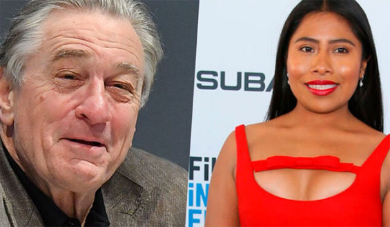 De Niro and Aparicio among guests at Los Cabos festival this month.