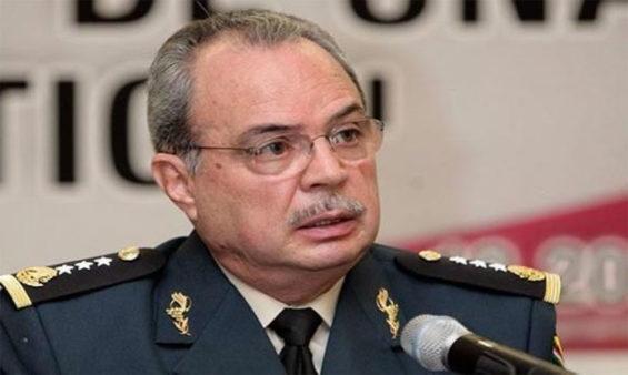 Retired general Gaytán
