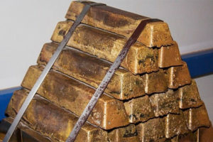Stolen gold and silver ingots were being shipped from the Noche Buena mine in Sonora.