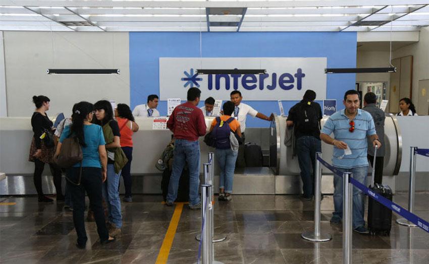 Interjet's Mexico-Canada flights see big increas