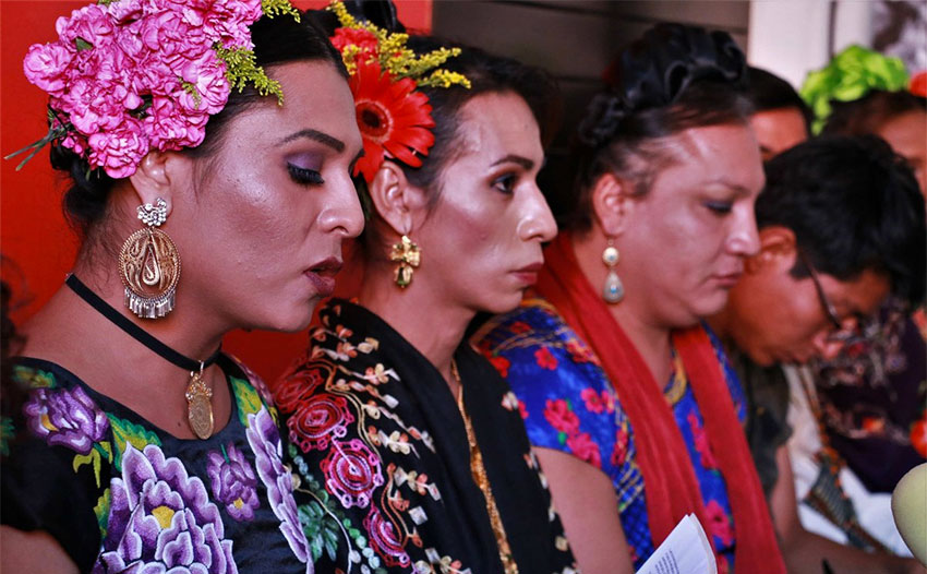 Muxes of Oaxaca, Mexico's third gender.