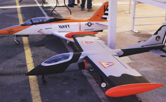 RC planes will take to the skies above Torreón in November.