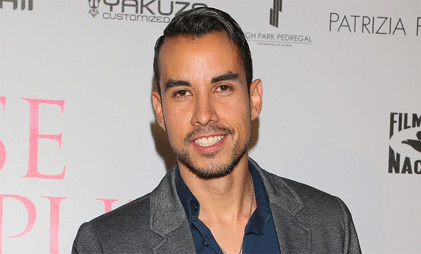 Kidnapping victim Alejandro Sandí is famous for is roles in narco-series.