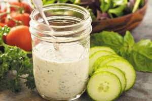 It's salad season and time for some creative dressings.