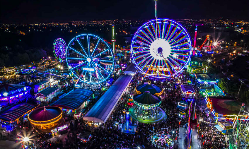 León State Fair will draw at least five million people next month.