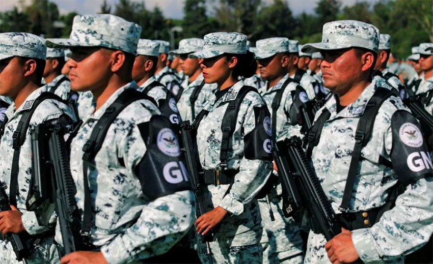 More National Guardsmen are en route to Guanajuato.