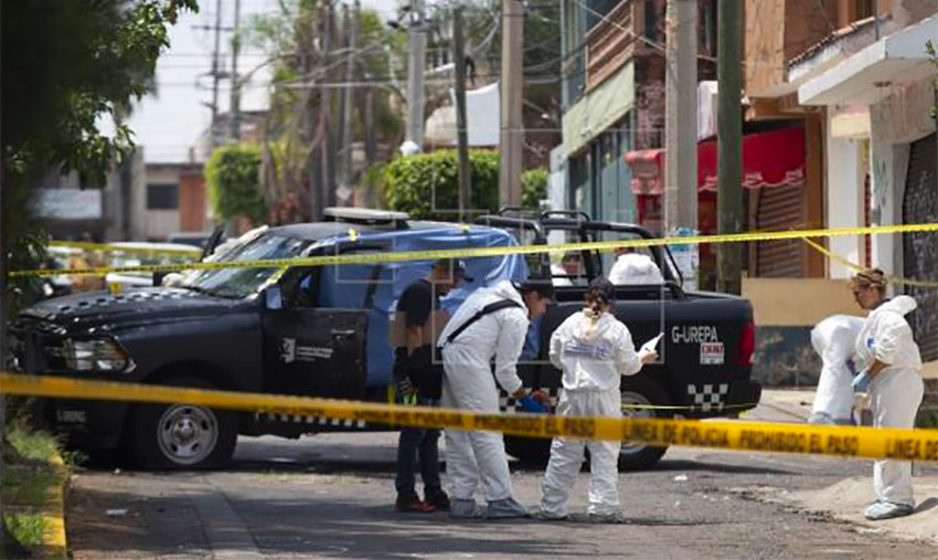 There's hope for fewer crime scenes, analyst writes.