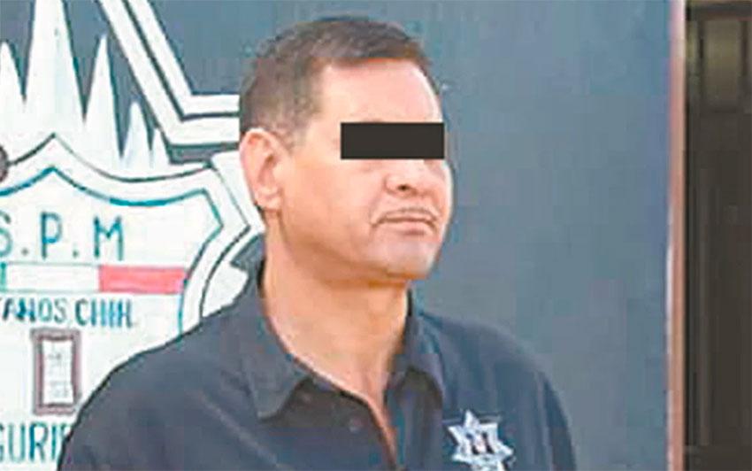 Janos Police Chief Villegas.