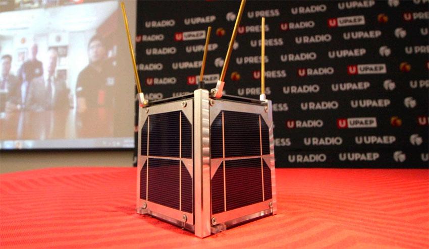 The AztechSat-1.