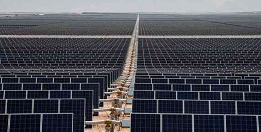 Increased transmission costs could affect the viability of projects such as this solar plant in Coahuila.