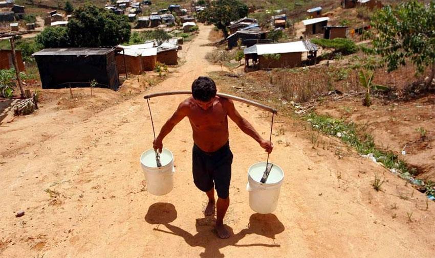 Plan B for some Oaxaca water users.