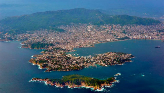 """Acapulco is one of Mexico's most important """"sun and beach"""" destinations: Apple CEO Zozaya."""