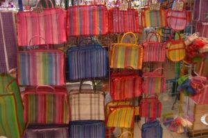 Alternatives to single-use plastic bags.