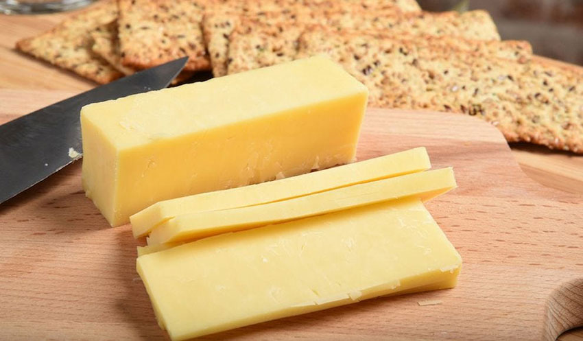 Cheese was frequently mentioned.