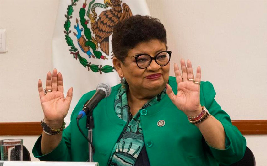 Ernestina Godoy will head the independent prosecutor's office.