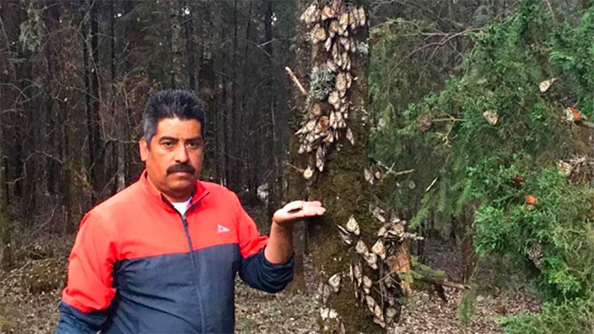 Gómez, a 'titan of conservation.'