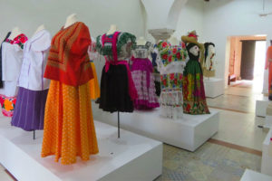 The Yucatán museum dedicated to traditional dress.