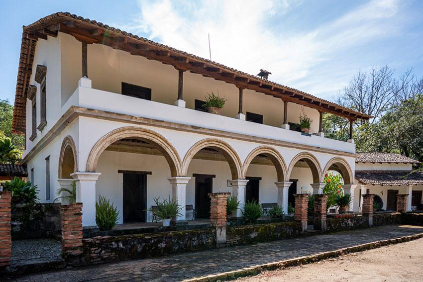 The exterior of Hacienda Jalisco