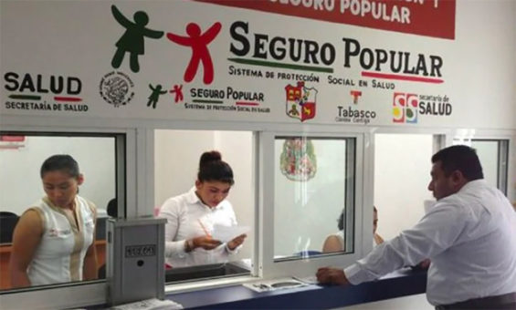 Seguro Popular has been discontinued but the debut of its replacement has not been trouble-free.