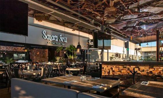 A Sonora Grill restaurant in Querétaro.
