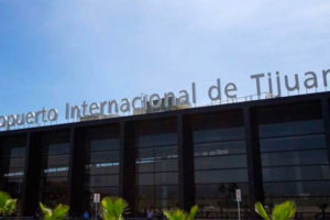 Tijuana is the only airport that receives direct flights from China.