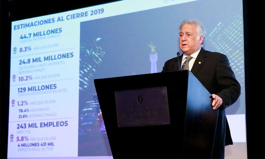 Tourism Secretary Torruco.