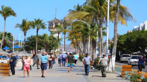 Tourism was strong in Baja California Sur last year.