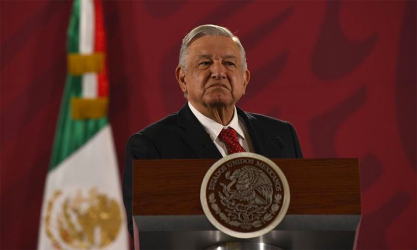 Private firms have misbehaved: AMLO.