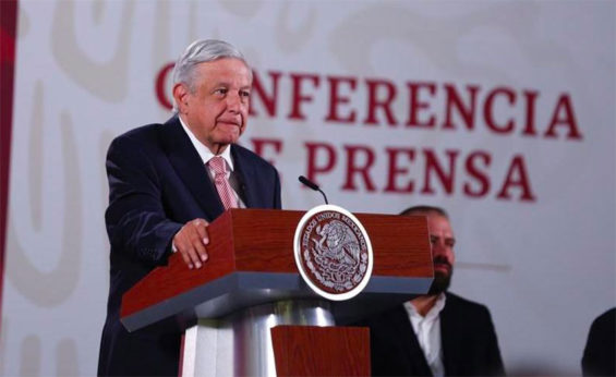 López Obrador: unaware of an investigation.