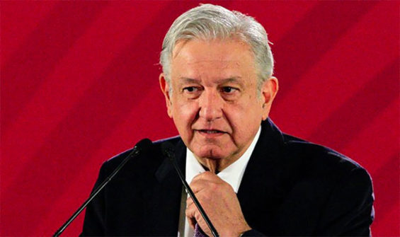 AMLO: 'Businesses became shysters.'