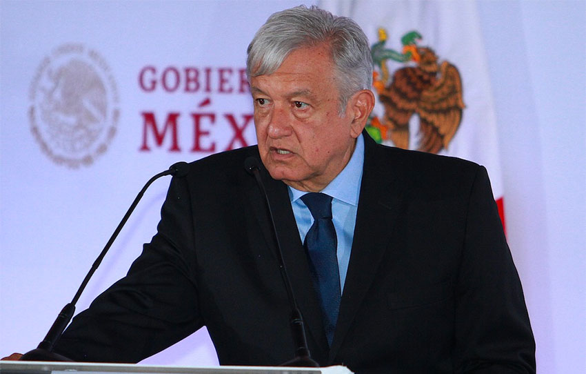 AMLO: newspaper doesn't know history.