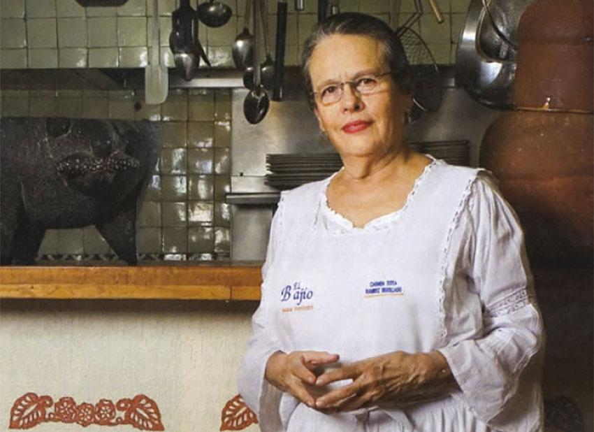 Bajío co-founder Carmen Rodríguez.